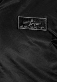 Alpha Industries - Bomberjacks - black - 4