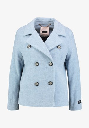 MANDALA - Summer jacket - dusty blue
