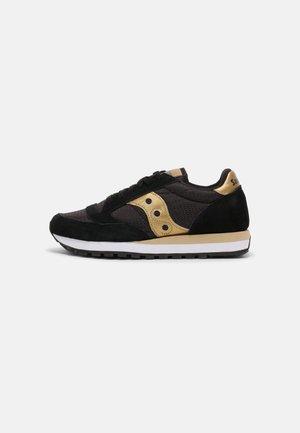 JAZZ ORIGINAL - Sneakers laag - black/gold