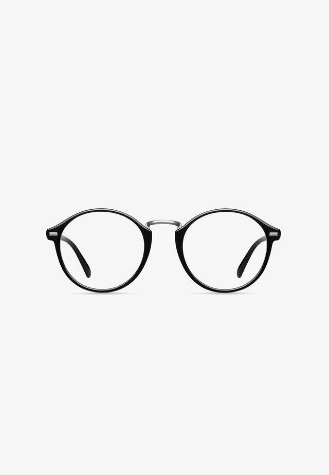 NYASA BLUE LIGHT - Blue light glasses - black