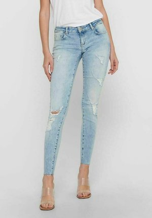 Jeans Skinny Fit - light blue denim