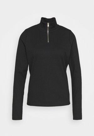 VMRACHEL HIGHNECK  - Long sleeved top - black
