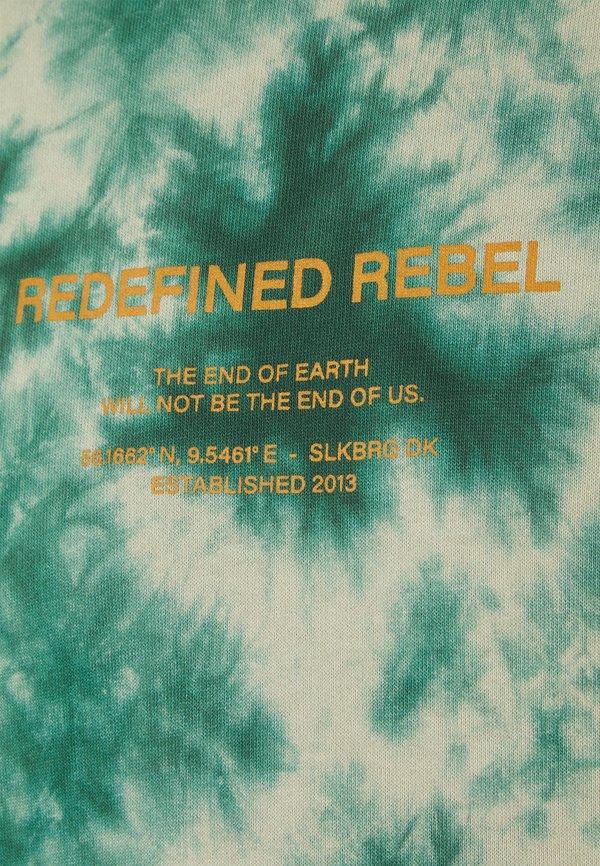 Redefined Rebel UNISEX - Bluza z kapturem - mountain view/szary Odzież Męska KUIS