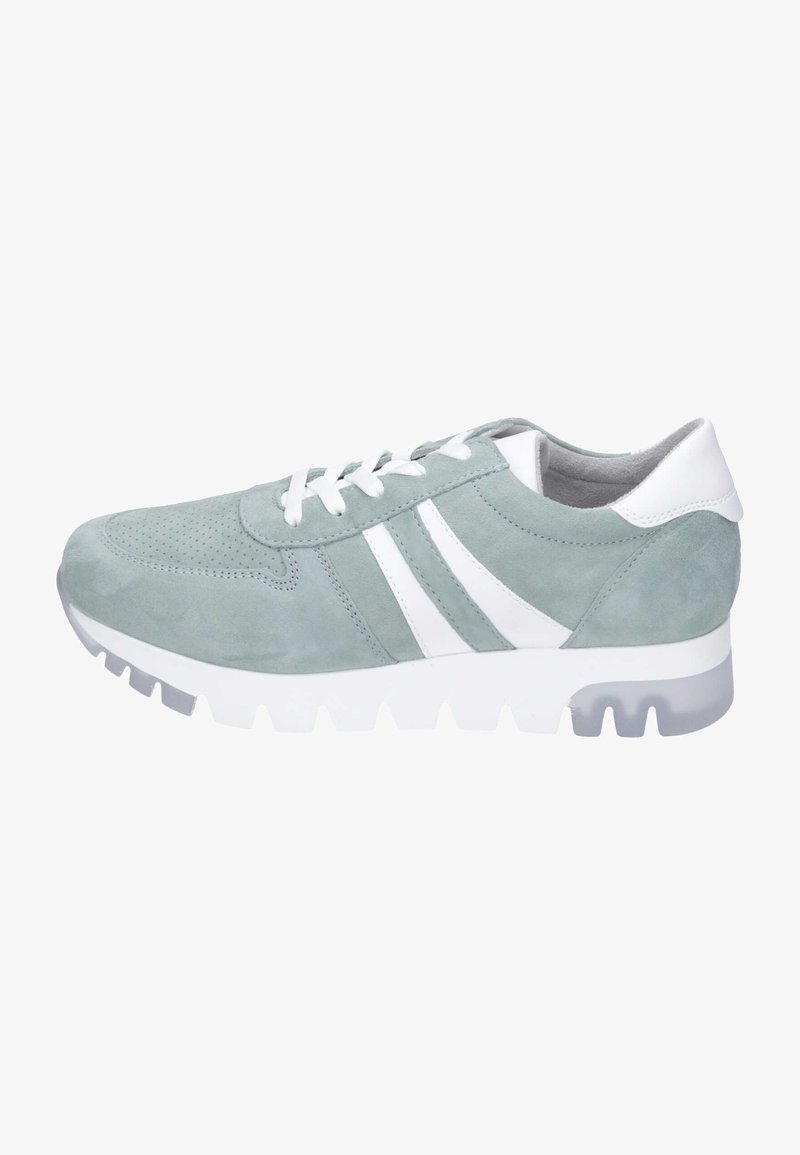 Tamaris - Trainers - mineral suede