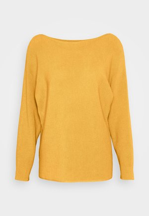 Maglione - honey yellow