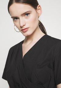 WEEKEND MaxMara - FELINO - Day dress - black - 4
