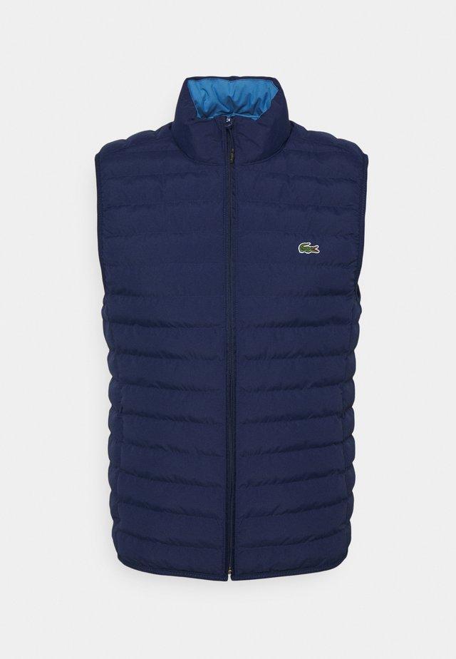 Waistcoat - scille/turquin blue