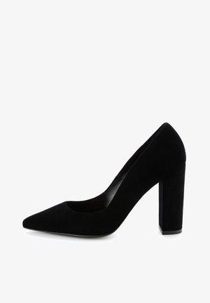UMBERTIDE - High heels - czarny