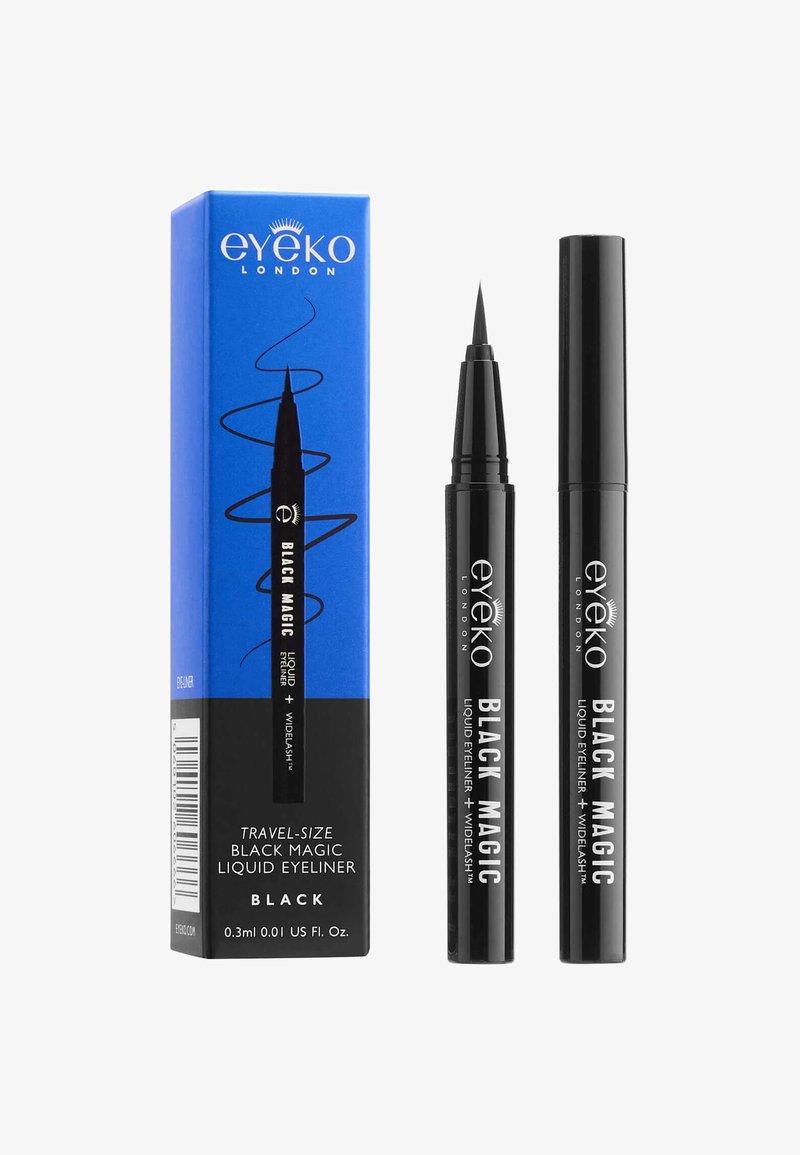 Eyeko - BLACK MAGIC EYELINER TRAVEL SIZE - Eyeliner - black