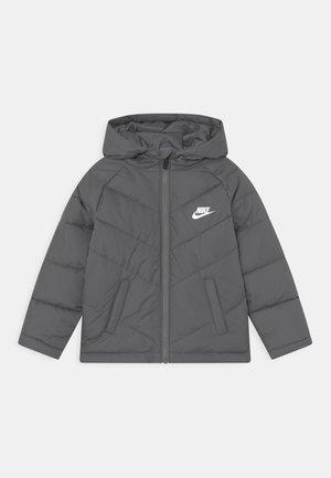 UNISEX - Winter jacket - smoke grey