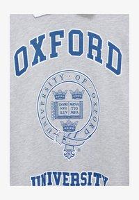 PULL&BEAR - OXFORD - Sweatshirt - grey - 4