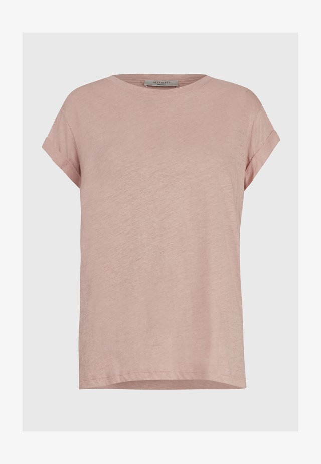 ANNA  - T-shirts basic - pink