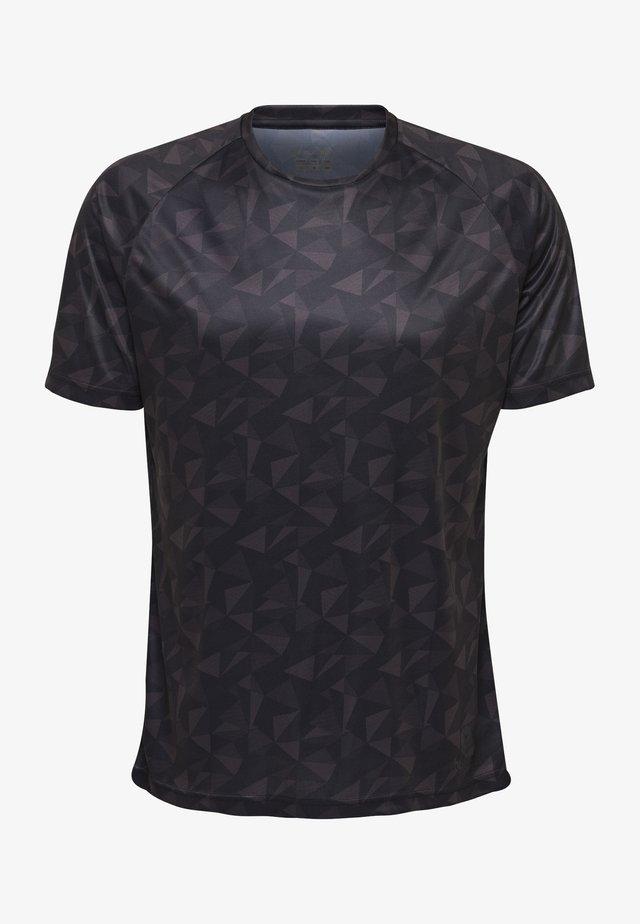 HMLACTIVE  - T-shirt print - black
