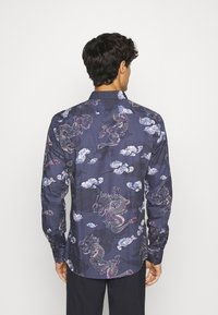 Twisted Tailor - JARVIS  - Camicia elegante - navy - 2