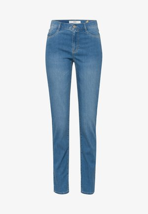 STYLE MARY - Jeans slim fit - used light blue
