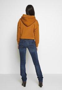 Pepe Jeans - HOLLY - Straight leg jeans - dark-blue denim - 2
