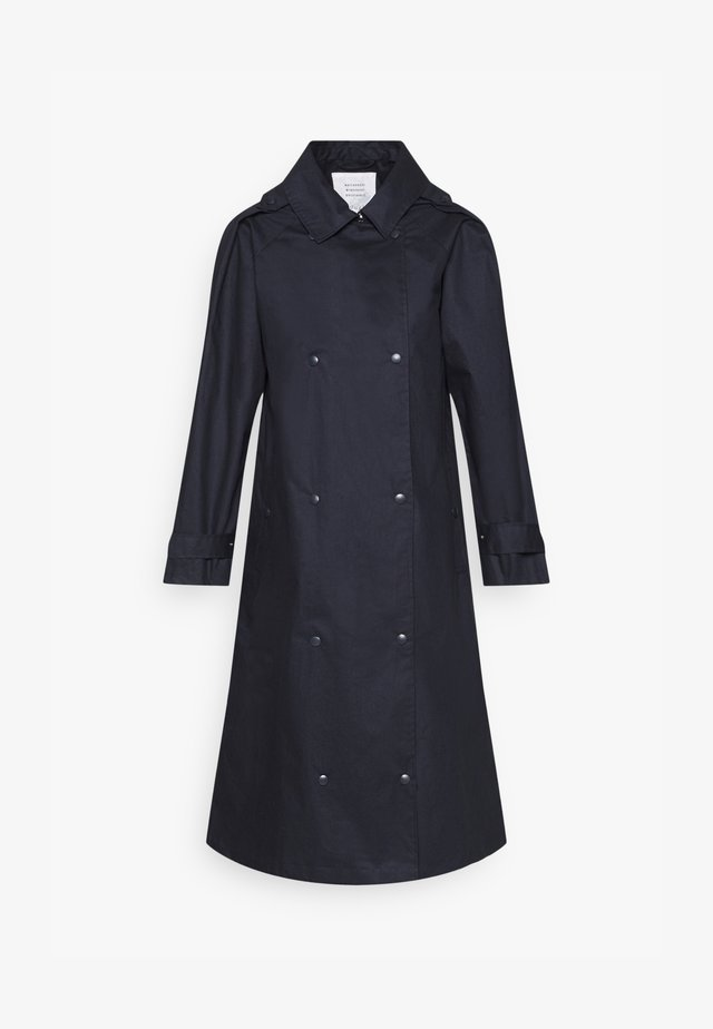 ISABELLA - Trench - midnight navy