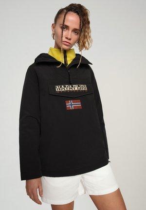 RAINFOREST SUMMER - Winter jacket - black