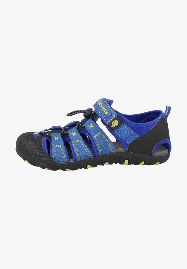 Sandales de randonnée - navy/blue