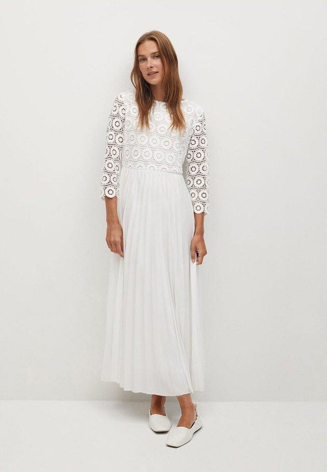 COPO-A - Vestido informal - wit