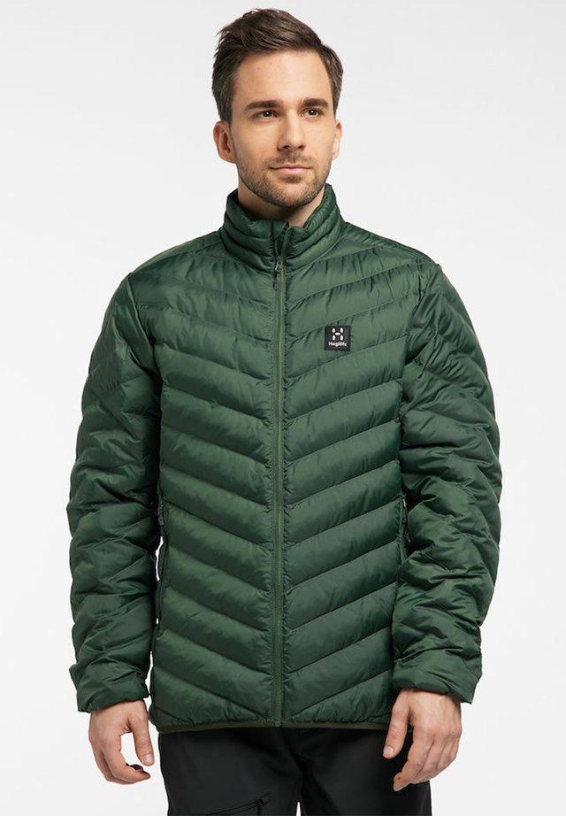 Winter jacket - fjell green
