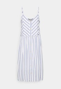 Freequent - FQDEA STRAP - Day dress - chambray blue - 0
