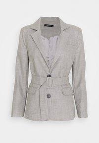 Trendyol - Krótki płaszcz - gray - 0