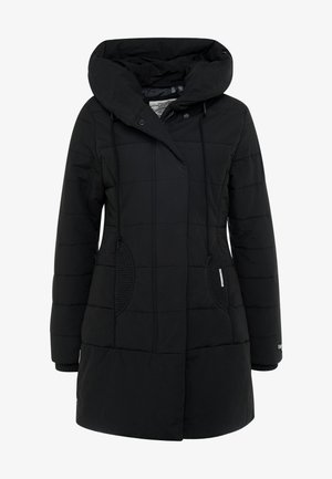 SHERMA - Short coat - black