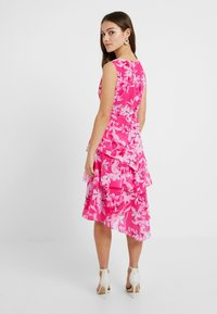 Wallis Petite - ORCHID TRIPLE TIERED DRESS - Cocktail dress / Party dress - pink - 2