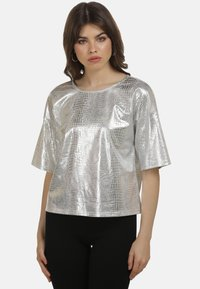 myMo at night - Blouse - silber - 0