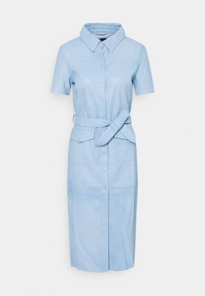 DAMIA - Shirt dress - sky blue