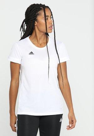TEAM 19 - Print T-shirt - white