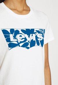 Levi's® - THE PERFECT TEE - Print T-shirt - sugar swizzle - 5