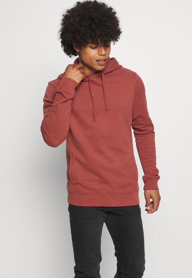 RAVEN OTH HOODY - Bluza - clay red