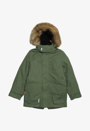 NAAPURI - Vinterjakker - khaki green