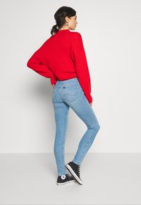 Lee - SCARLETT HIGH - Jeans Skinny Fit - light-blue denim - 2