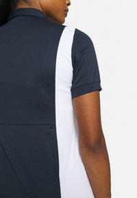 Peak Performance - ALTA BLOCK DRESS - Sports dress - blue shadow/white - 7