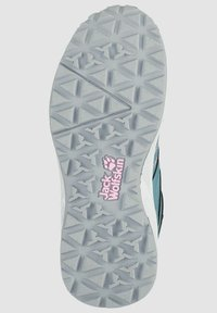 Jack Wolfskin - WOODLAND TEXAPORE MID K - Hiking shoes - grey pink - 4