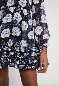 Stevie May - NIGHT TRAIN MINI DRESS - Denní šaty - dark blue - 7