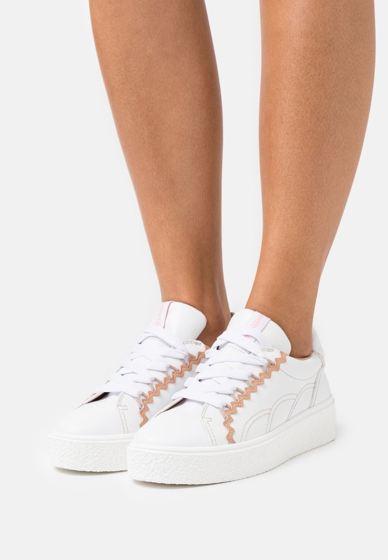 See by Chloé - SEVY - Trainers - open pink