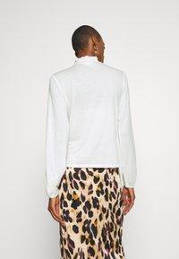 Opus - SUNI MINDFUL - Long sleeved top - milk - 2