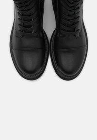Even&Odd - Platform boots - black - 5