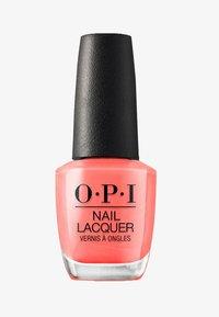 OPI - SUMMER 2019 PUMP COLLECTION NAIL LACQUER - Nagellack - NLN71 - orange you a rock star? - 0