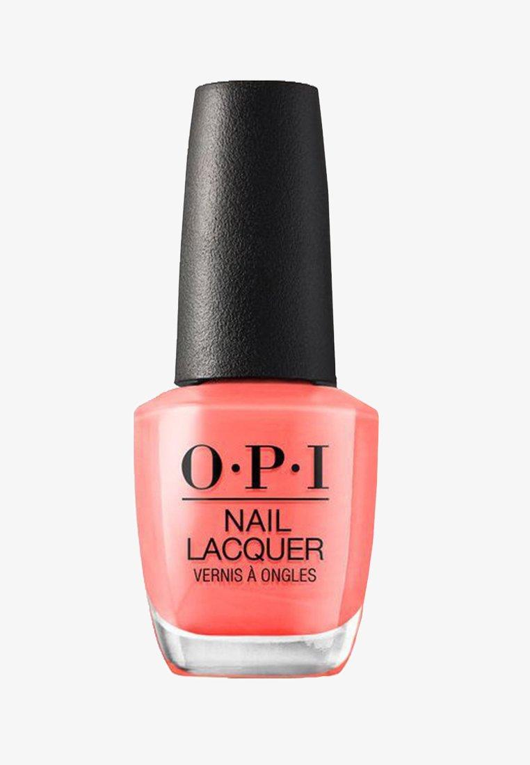OPI - SUMMER 2019 PUMP COLLECTION NAIL LACQUER - Nagellack - NLN71 - orange you a rock star?