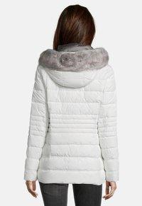 Gil Bret - KUNSTDAUNE - Winter jacket - vanilla ice - 2
