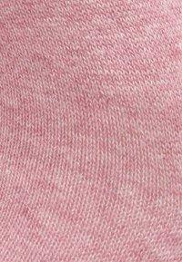 camano - SOFT KNEE 4 PACK - Knee high socks - chalk pink melange - 2