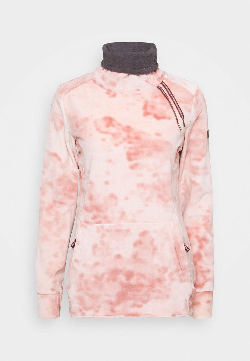 Roxy - DELTINE  - Fleece jumper - silver pink