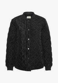 Kaffe - KAJULIE  - Light jacket - black deep - 4