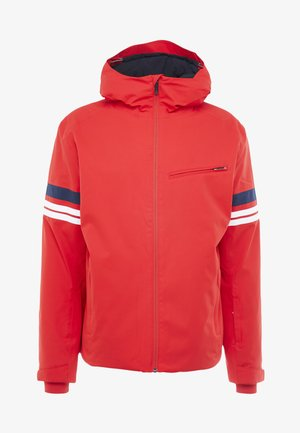 ALPINE JACKET  - Skijacke - red/white