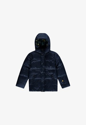 Soft shell jacket - ink blue